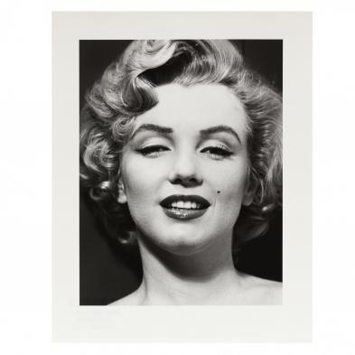 Philippe Halsman (1906-1979), Marilyn Monroe / Portrait