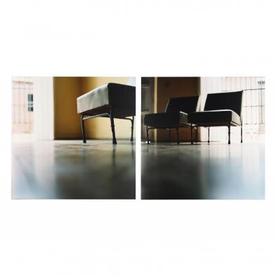 Elisa Sighicelli (Italian, b. 1968), <i>Chairs</i>