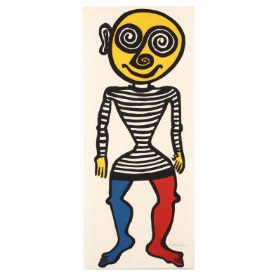 Alexander Calder (American, 1898-1976), <i>Puppet Man</i>