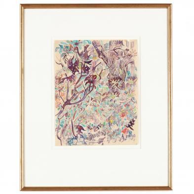 Walter Inglis Anderson (MI/LA, 1903-1965), <i>Wild Azaleas</i>