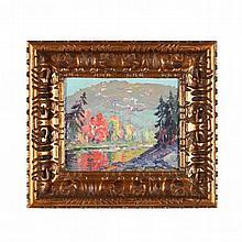 Dorothy Emmons (1891-1960), Mountain Lake