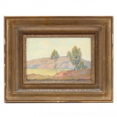 Maurice Braun (CA/NY, 1877-1941), Landscape