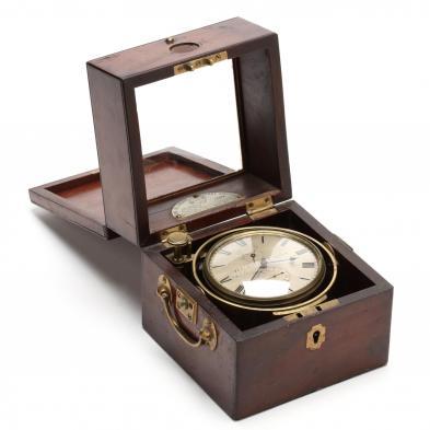 Arnold & Dent Two-Day Marine Chronometer