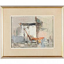 Tom Mathews (Canada, 1920-2000), Memories of Gloucester