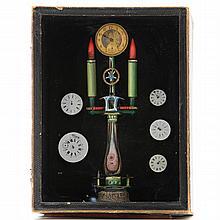"Christian D'orgeix (French, b. 1927), ""L'astrologue Albumsar Box"""