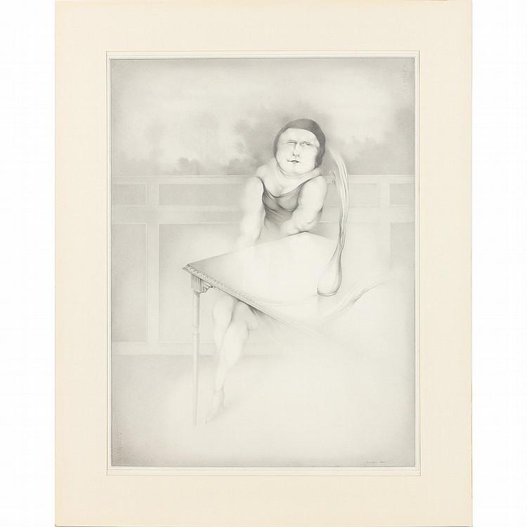 Georges Bru (French, b. 1933),