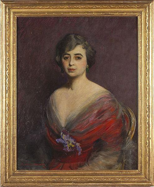 Portrait of Beatrice