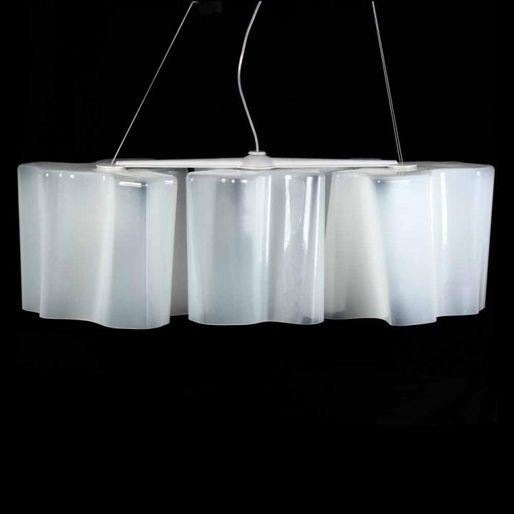 artemide logico suspension pendant light