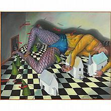 Eleanor Spiess-Ferris (IL/NM, b. 1941), Untitled