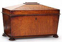 Regency Tea Caddy