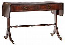 George III Style Sofa Table