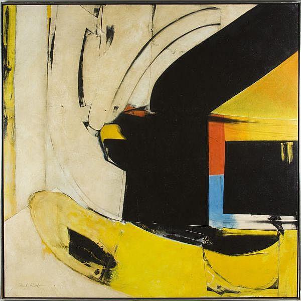 Frank Roth (NY, b. 1936),