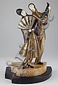 Roland Paris (Ger., 1894-1915) Art Deco Sculpture, Roland (1894) Paris, Click for value