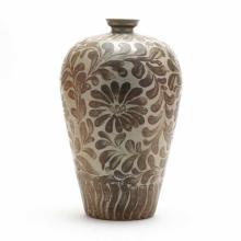 A Korean Maebyang Vase