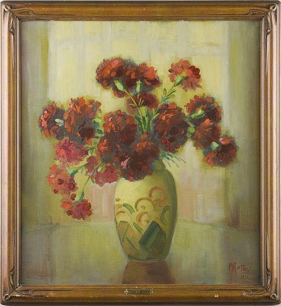 Martin Rettig (OH, 1869-1956), Rookwood Vase,