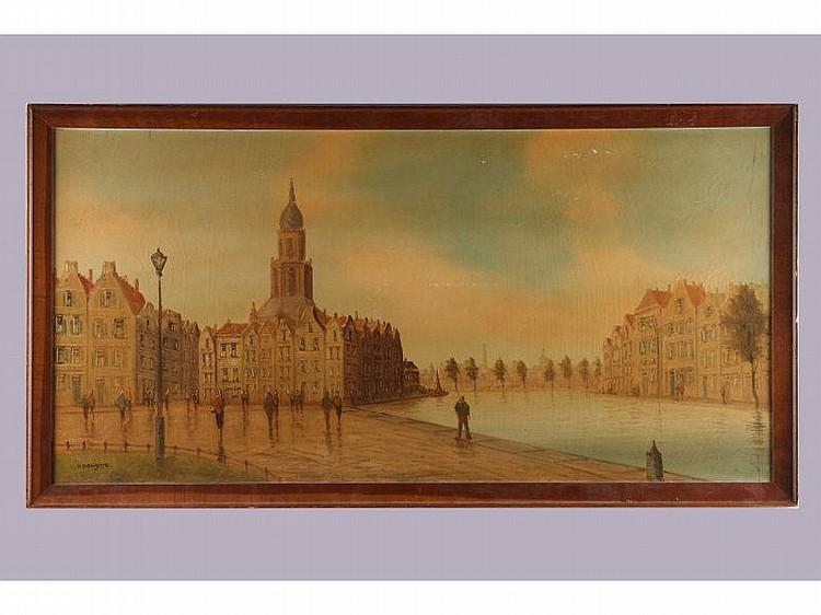 Adrianus Bongers (1866-1949), Flemish