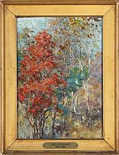 Adele Williams (VA, 1868-1952), Autumn