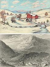 Two Virginia Scenes