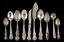 Group of American Silver