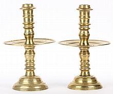 Pair of Brass