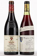 1978 & 1994 Corton
