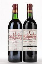1988 & 1984 Chateau Cos d'Estournel
