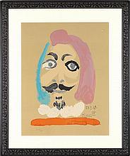 Pablo Picasso (after) Portraits Imaginaires
