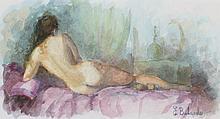 Ermelinda Belardo (Italian, b. 1947), Nude