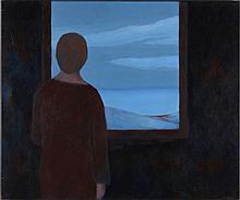 Nat Crawford, Woman at Window