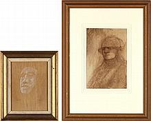 A. B. Jackson (VA, 1925-1981), Two Works