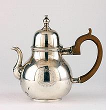 Metropolitan Museum Reproduction Sterling Teapot