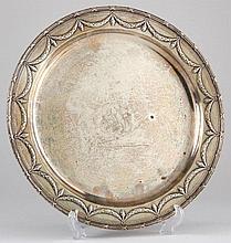 Tiffany & Co. Sterling Silver Tea Tray