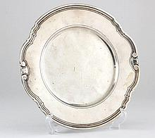 Tiffany & Co. Sterling Silver Cake Plate