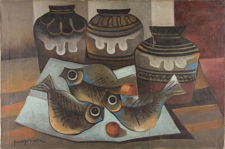 Paco Gorospe (Phillipines, 1939 - 2002), Tabletop