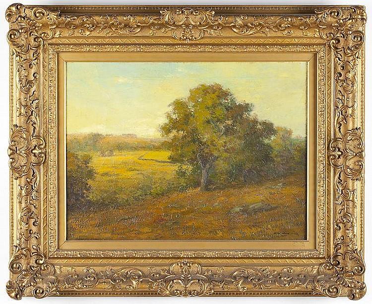 William Wood (RI/MD, 1875-1915), Landscape