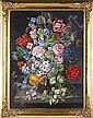 Sebastian Wegmayr (1776-1857), Floral Still Life, Sebastian Wegmayr, Click for value