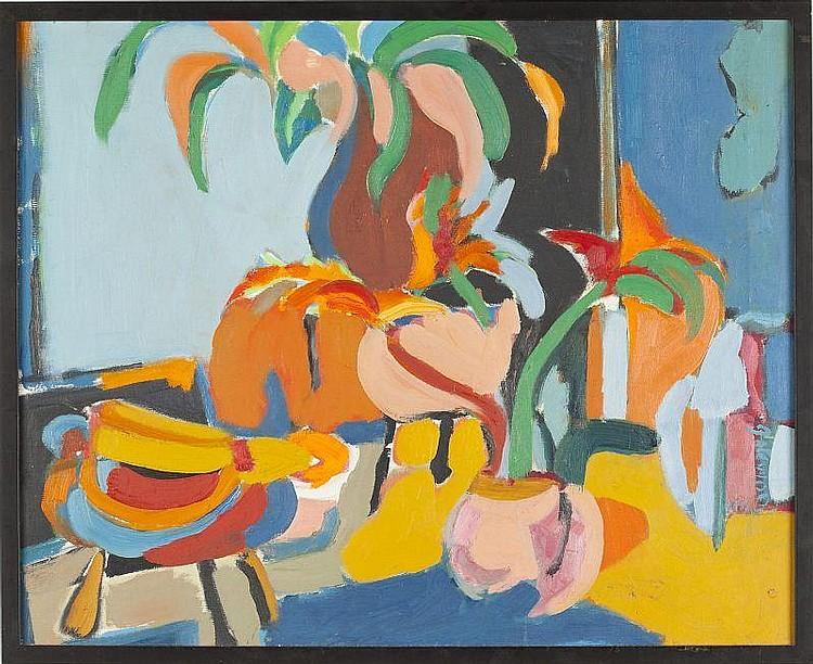 Maud Gatewood (NC, 1934-2004), Still Life