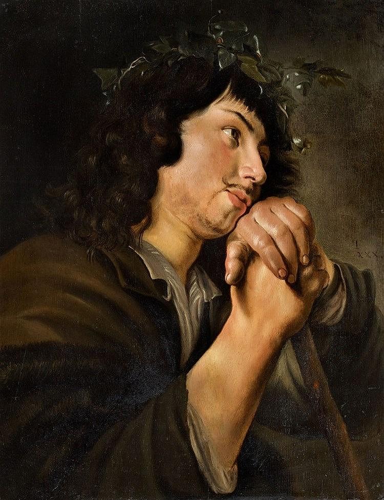 Salomon de Bray, circle of, A Young Shepherd