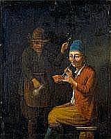 HUBERT VAN RAVESTEYN 1638 Dordrecht- 1691