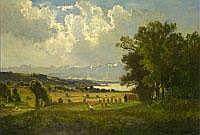 FRITZ HALBERG-KRAUSS 1874 Stadtprozelten- 1951