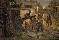 OTTO CLEMENS FIKENTSCHER 1831 Aachen- 1880