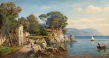 Eduard Pape, Southern Water Landscape