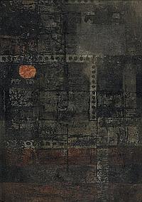 """Tseng Yu-ho (Zeng Youhe) (geb. 1923)""""Prophezeiung"""""""