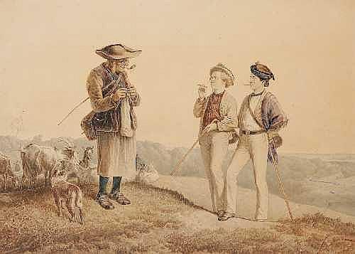 THEODOR HOSEMANN 1807 Brandenburg/Havel - 1875