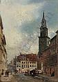PAUL ANDORFF 1849 Weimar - 1920 Frankfurt/Main DIE, Paul Andorff, Click for value
