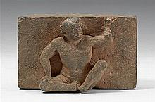 A Gandhara stone architectural panel. 2nd/3rd century