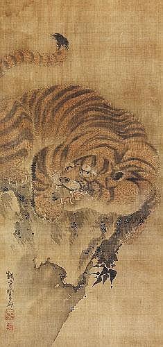 In der Art von Kishi Ku (Ganku) (1749/56-1838)