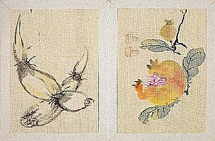 Tanomura Chikuden (1777-1835) Sehr kleines
