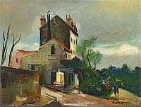 RUDOLF JACOBI Mühlhausen (Thüringen) 1889 - 1972