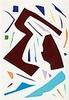 Imi Knoebel, Messerschnitte, 1977/1993, Imi  Knoebel , €350
